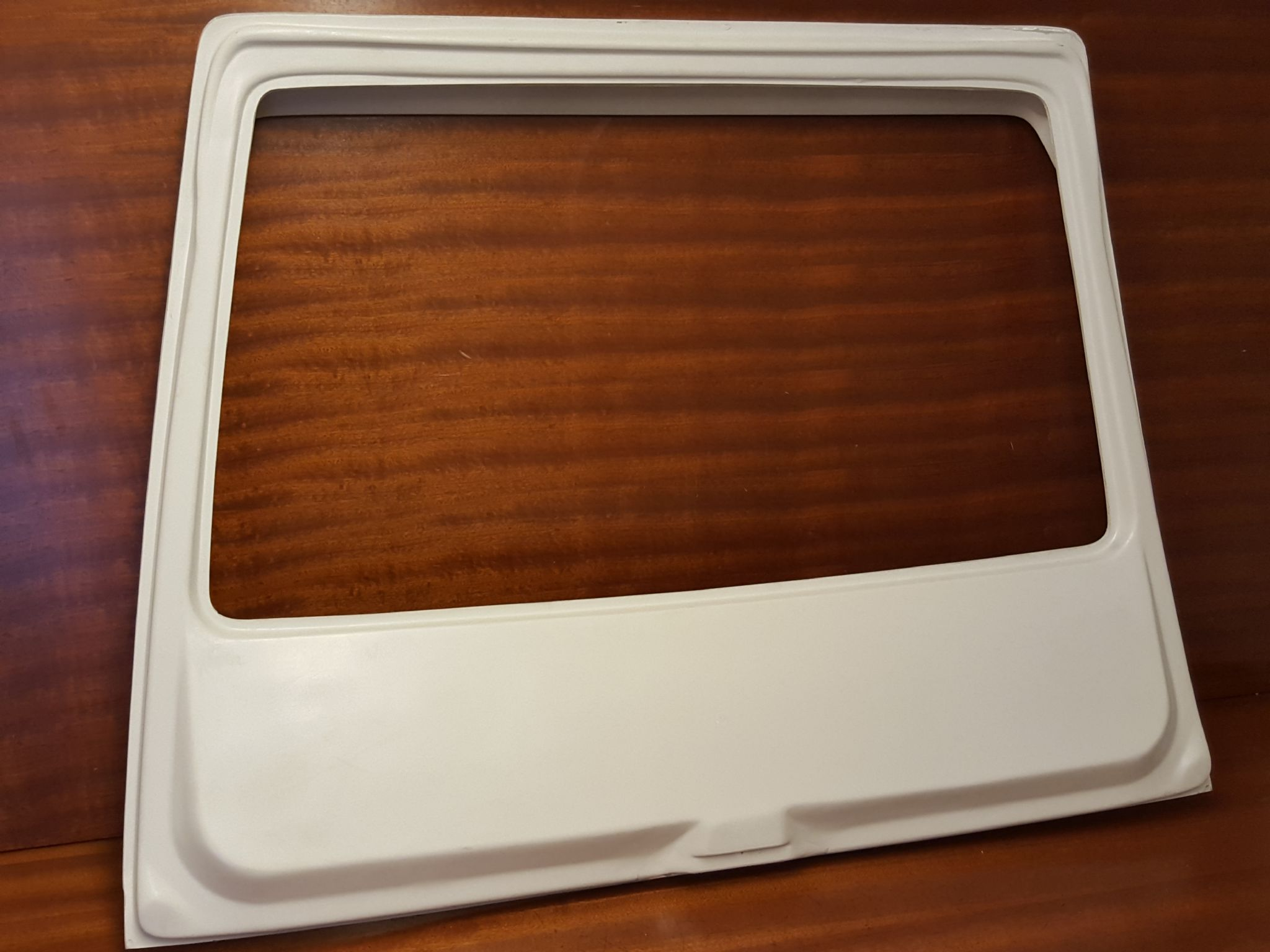 Boot Lid Tail Gate Light Weight Fibreglass Track - NOT AVAILABLE